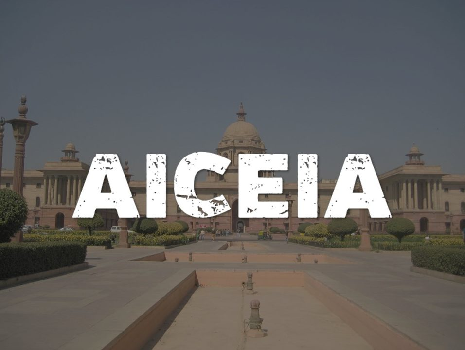 AICEIA writes about promotion issue in Kolkata Zone
